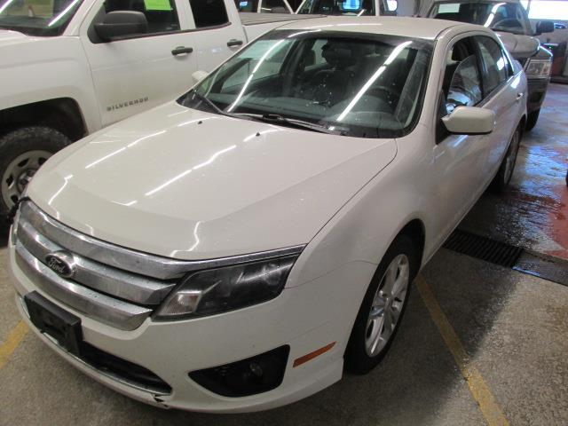 2012 Ford Fusion 4dr Sdn SE FWD #1109-2-4