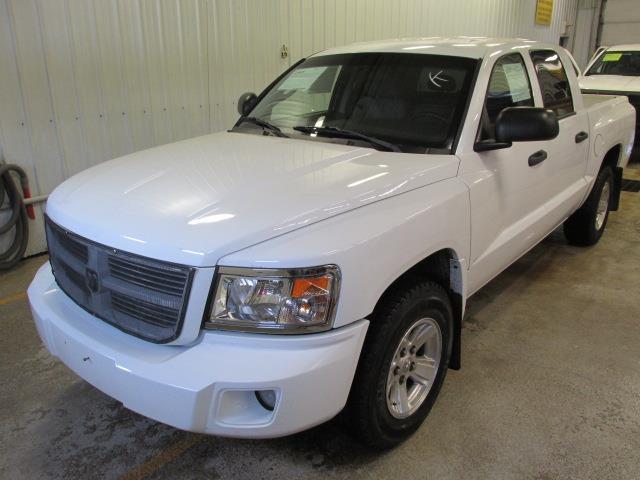 2008 Dodge Dakota 2WD Crew Cab SXT #1109-2-6