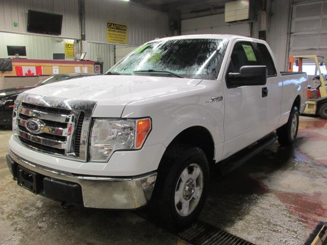 2011 Ford F-150 4WD SuperCab 145 #1109-2-18