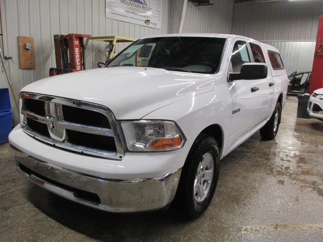 2010 Dodge Ram 1500 4WD Crew Cab 140.5 #1109-2-24