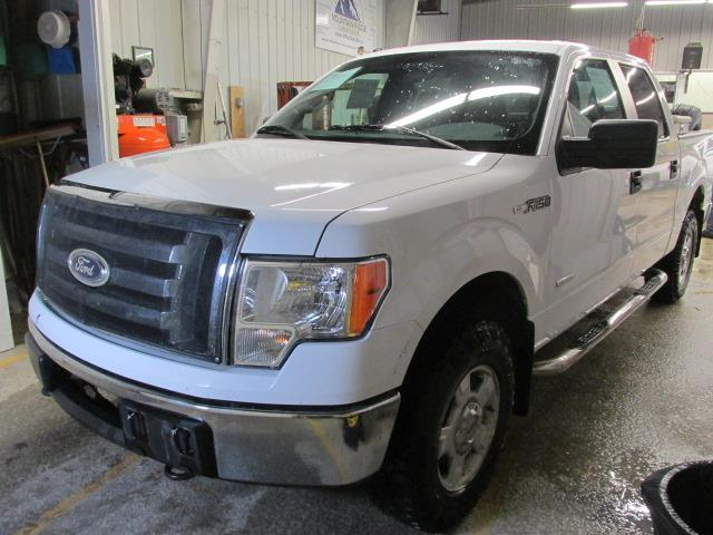 2012 Ford F-150 4WD SuperCrew #1109-2-25