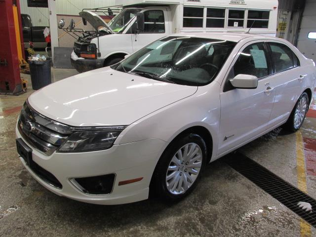 2010 Ford Fusion 4dr Sdn Hybrid FWD #1109-2-40