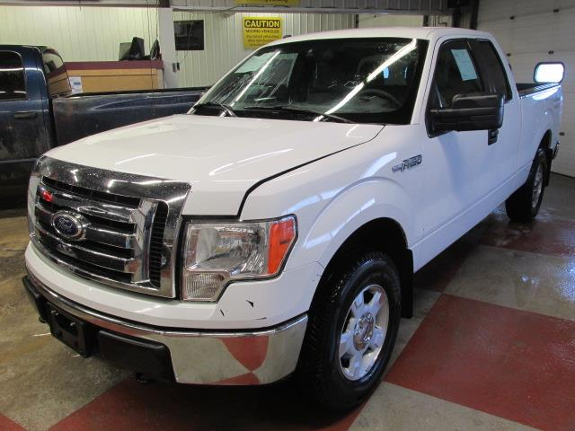 2010 Ford F-150 4WD SuperCab 145 #1109-2-42