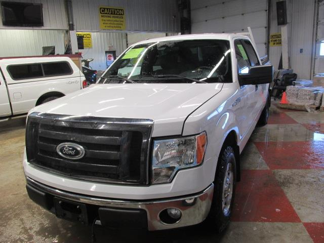 2012 Ford F-150 2WD SuperCrew #1109-2-54