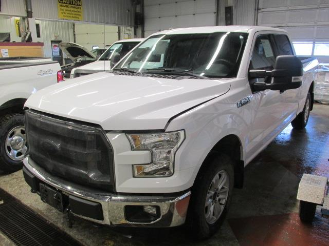 2015 Ford F-150 4WD SuperCrew 157 #1109-2-58