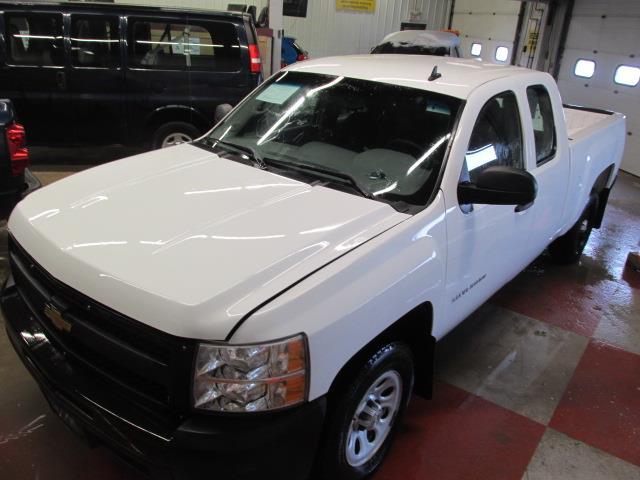 2010 Chevrolet Silverado 1500 2WD Ext Cab 143.5 WT #1109-2-64