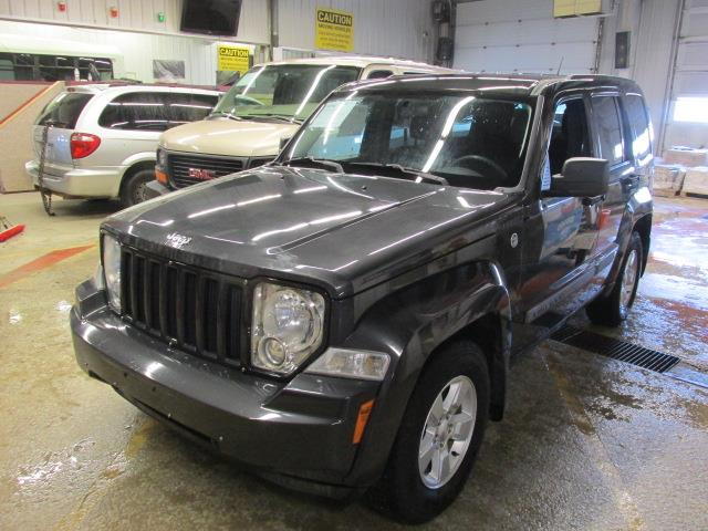 2010 Jeep Liberty 4WD 4dr #1109-2-70