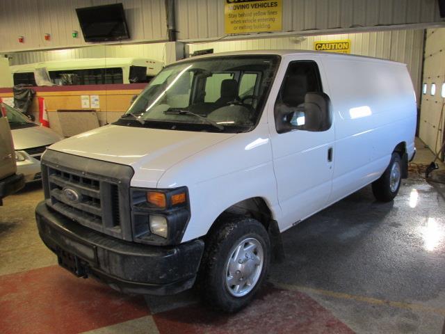 2010 Ford Econoline Cargo Van E-150 #1109-2-72