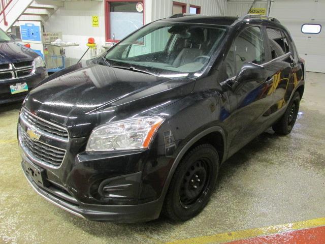 2015 Chevrolet Trax AWD 4dr LT w-2LT #1110-2-45