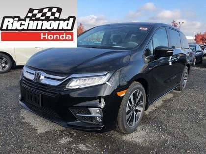 2019 Honda Odyssey Touring #Y0220