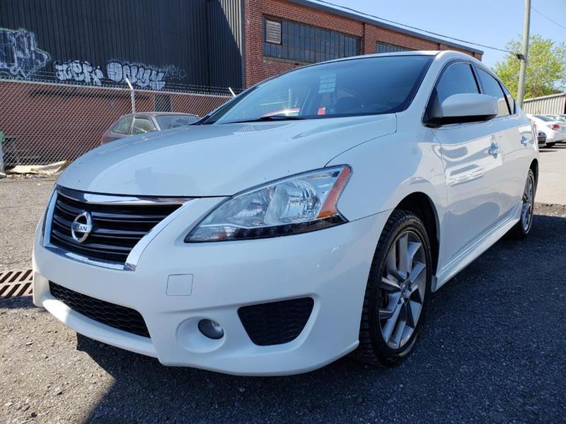 Nissan Sentra 2013 SR SEULEMENT 52$ PAR SEMAINE! *BLUETOOTH RADIO SAT #MD1450