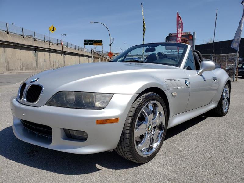 BMW Z3 Serie 2001 2,5i *TOIT RIGIDE 2IEME SET DE PNEUS AVEC MAGS* #MD1457