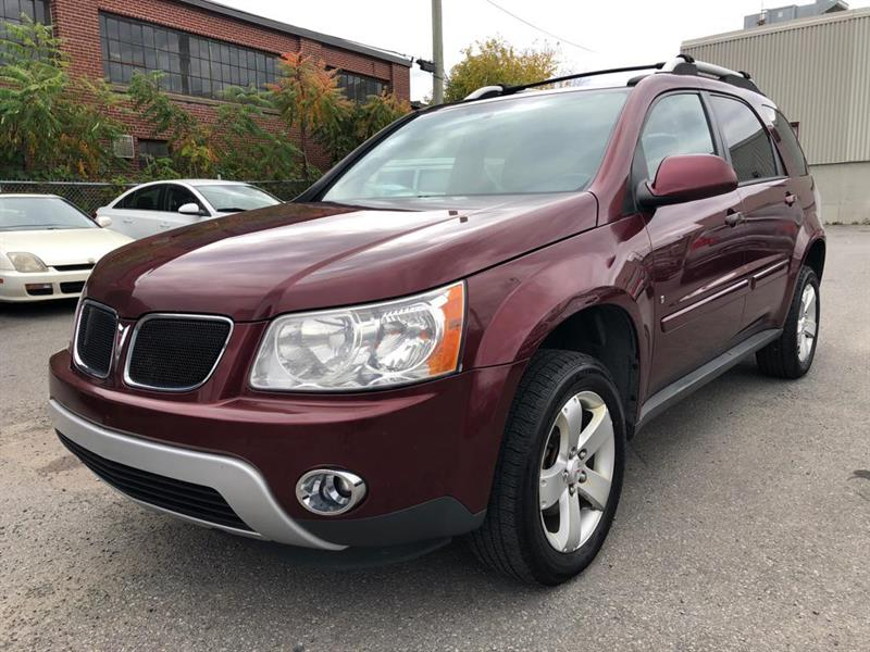 Pontiac Torrent 2007 #MD1510A