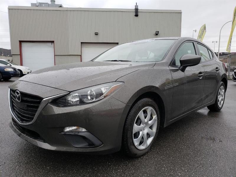Mazda mazda3 2015 GX *WOW SEULEMENT 46$ PAR SEMAINE!!!* #MD1537