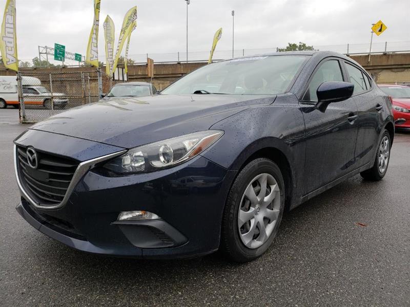 Mazda MAZDA3 2015 GX *WOW SEULEMENT 46$ PAR SEMAINE!!* #MD1538