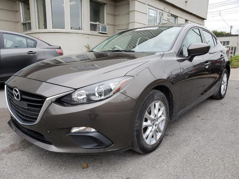 Mazda MAZDA3 2014 GS-SKY *WOW SEULEMENT 61$ PAR SEMAINE!!!* #MD1541