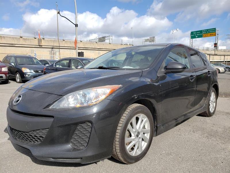 Mazda mazda3 2013 GS-SKY #MD1542