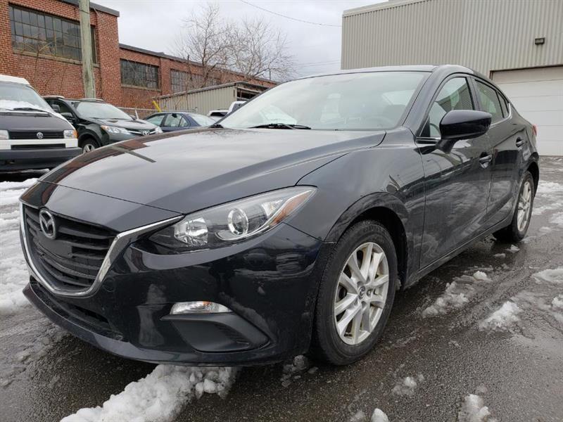 Mazda mazda3 2015 GS #MD1567
