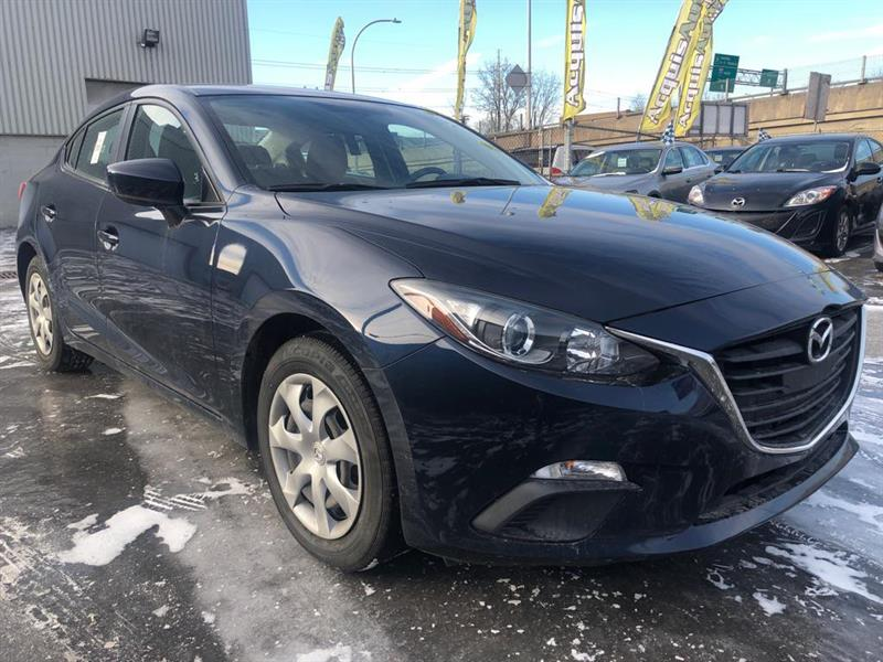 Mazda mazda3 2015 GX #MD1568
