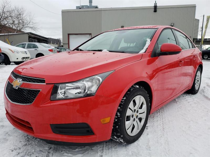 Chevrolet Cruze 2014 1LT #MD1588