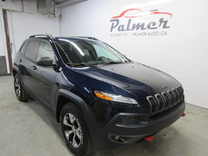 Jeep Cherokee 2015 4WD 4dr Trailhawk #851
