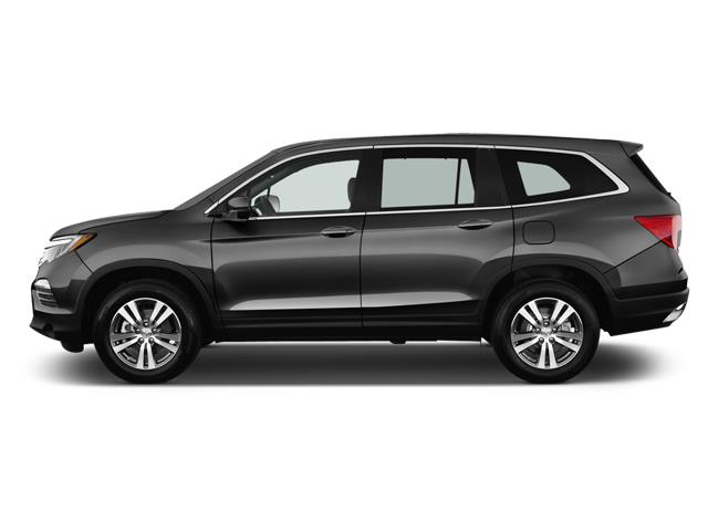 2019 Honda Pilot Black Edition #19-0259
