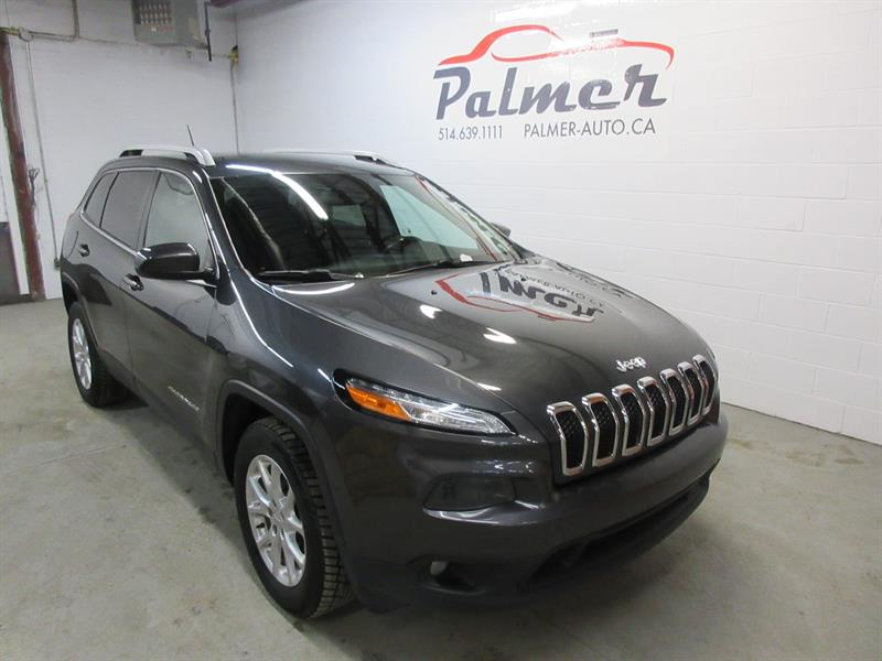 Jeep Cherokee 2015 4WD 4dr North #852