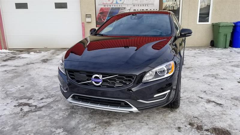 Volvo S60 2016 T5, AWD, CROSS COUNTRY #6335