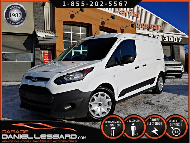 Ford Transit Connect 2015 XL 2 PORTE COULISSANTE, CD, AC, CRUISE, VGA ARR #59013