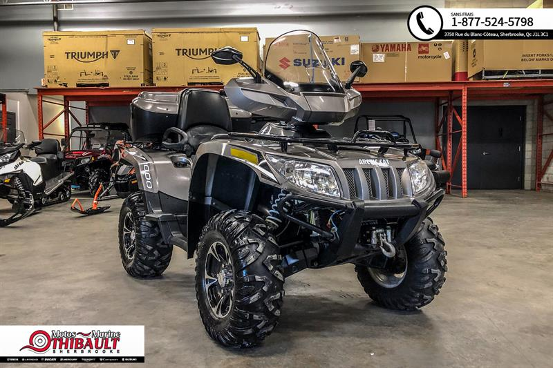 Arctic Cat TRV 1000 2013