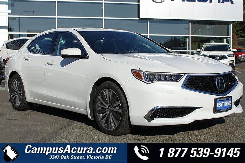2018 Acura TLX SH-AWD Tech Sedan #D218-4038