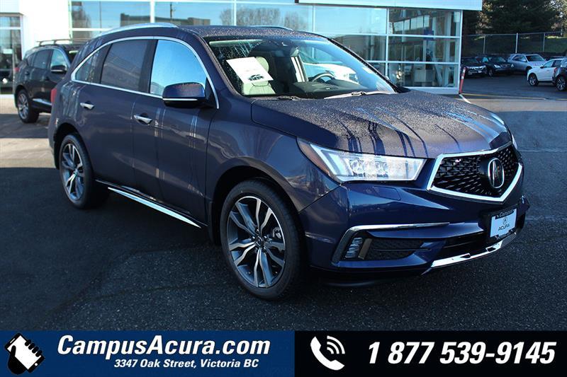 2019 Acura MDX Elite #19-7130