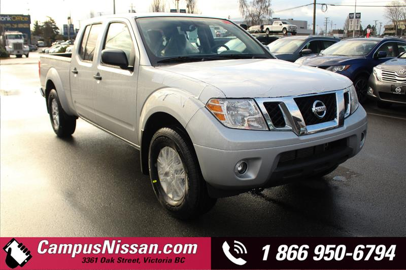 2019 Nissan Frontier SV 4WD w/ Premium Package #9-T127