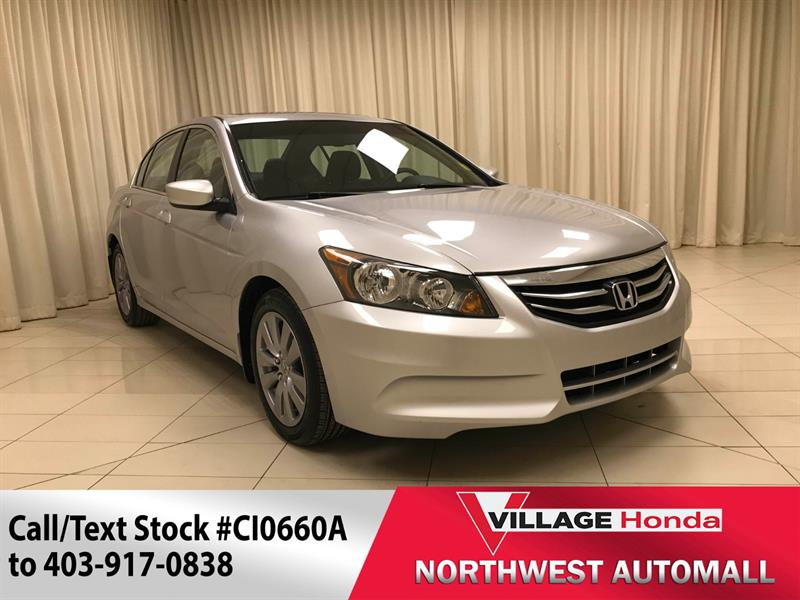 2011 Honda Accord Sedan EX-L Navi #CI0660A