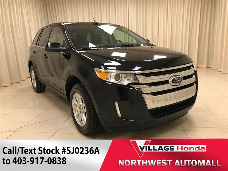 2011 Ford EDGE Limited AWD #SJ0236A