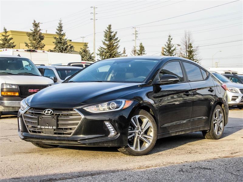 2018 Hyundai Elantra GLS MODEL #82199
