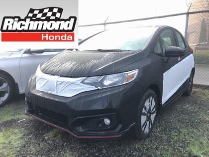 2019 Honda FIT Sport w/Honda Sensing #Y0449