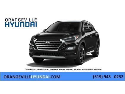 2019 Hyundai Tucson Luxury AWD #96011