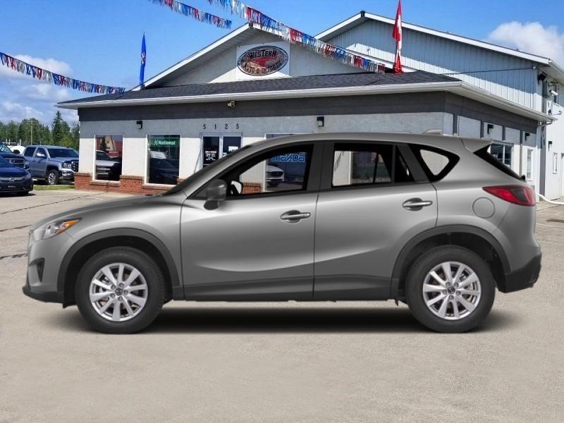 2014 Mazda CX-5 GS AWD #M333026