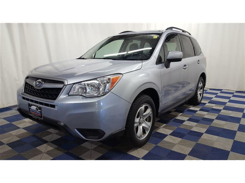 2014 Subaru Forester 2.5i AWD/BLUETOOTH/ACCIDENT FREE/HTD SEATS #14SF07432