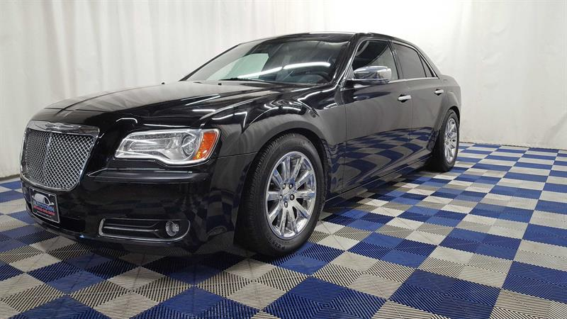 2012 Chrysler 300 Limited/HTD SEATS/U CONNECT/DUAL ZONE TEMP/ #12C384057
