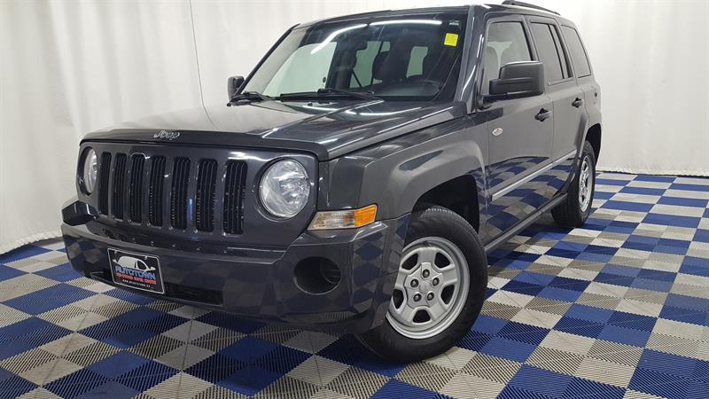2010 Jeep Patriot Sport/North EDITION/HEATED SEATS #10JP57184