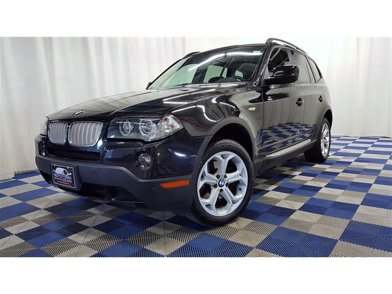 2010 BMW X3 xDrive30i AWD/LEATHER/SUNROOF/MEMORY SEATS #LUX10BX36584