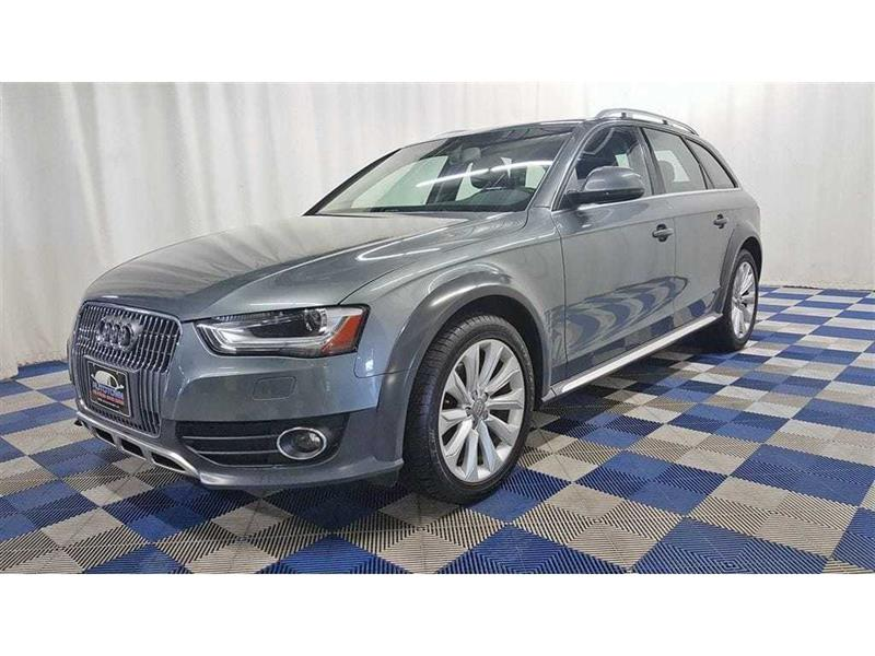 2014 Audi A4 allroad 2.0 Komfort AWD/ACCIDENT FREE/LEATHER/SUNROOF #LUX14AA64961