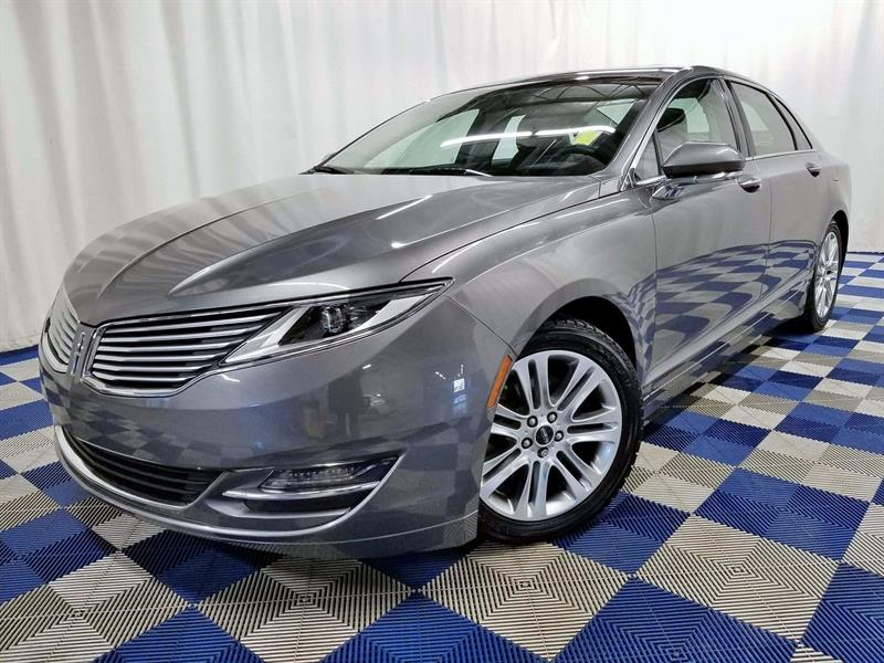 2014 Lincoln MKZ NAV/ROOF/ADAPT CRUISE #LUX14LM28298