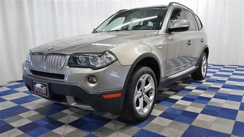 2010 BMW X3 xDrive30i AWD/SUNROOF/LEATHER/BACKUP SENSOR #LUX10BX35046