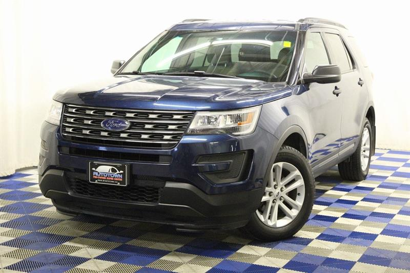 2016 Ford Explorer HEATED SEATS-7 SEATER- BACK UP CAMERA #17NM57776A