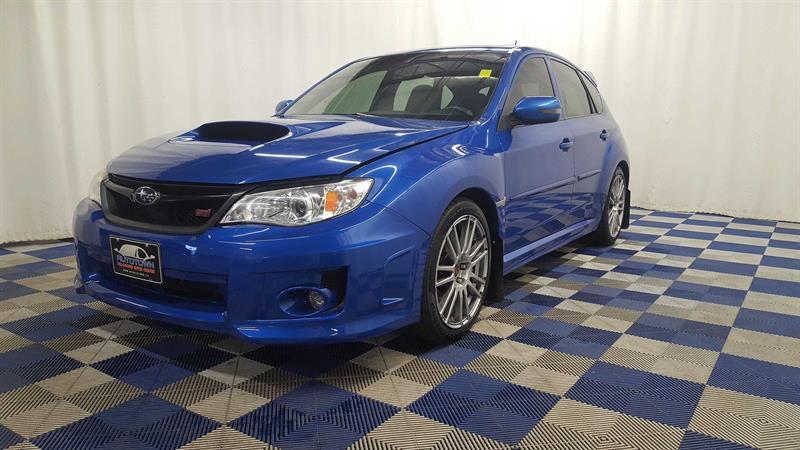 2012 Subaru Wrx STi WRX STI Sport-tech/TURBO/INVIDIA CATBACK EXHAU #12SI25413