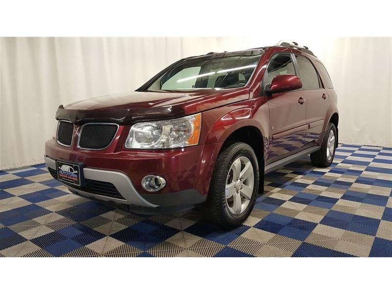 2009 Pontiac Torrent GT AWD/LEATHER/SUNROOF/BLUETOOTH #14BX10533A
