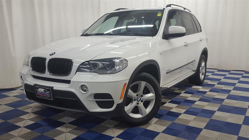 2012 BMW X5 xDrive35i AWD/SUNROOF/LEATHER/HTD SEATS #LUX12BX60987